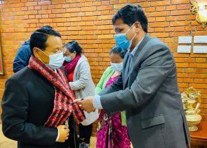 नेता पुनलाई उपचारका लागि थाइल्याण्ड लगियो