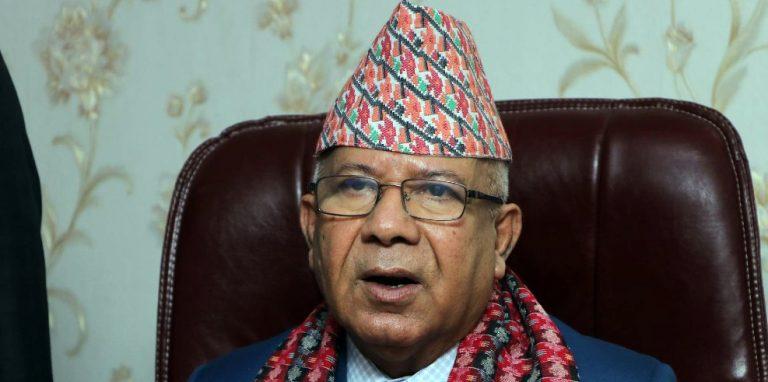 एक साताभित्र सरकारले पूर्णता पाउँछ : माधव नेपाल