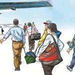 'फेरि त्यही मेनपावरबाट विदेश जान्नँ !'