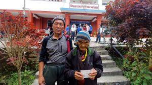मकालुकी कान्छीमाले ८० बर्षमा नागरिकता पाइन्