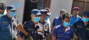 अभियुक्त लोकबहादुरको बयान- 'एउटै चिर्पटले ६ जनाको लगालग हत्या गरें'