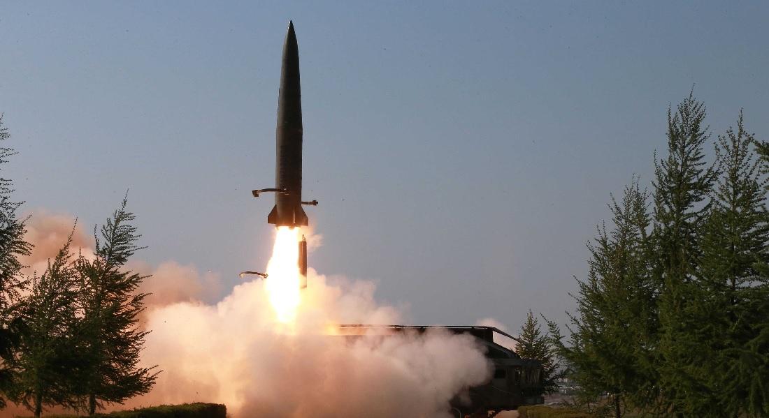 रोकिएन उत्तर कोरियाको आणविक होड, फेरी व्यालेष्टिक मिसाइल प्रहार