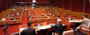 राष्ट्रियसभा बैठकः मोतीपुर घटनाको निष्पक्ष छानबिन गर्न माग
