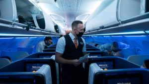 अमेरिकाले विदेशी हवाई यात्रुका लागि लगाएको यात्रा प्रतिबन्ध नोभेम्वरदेखि हटाउने