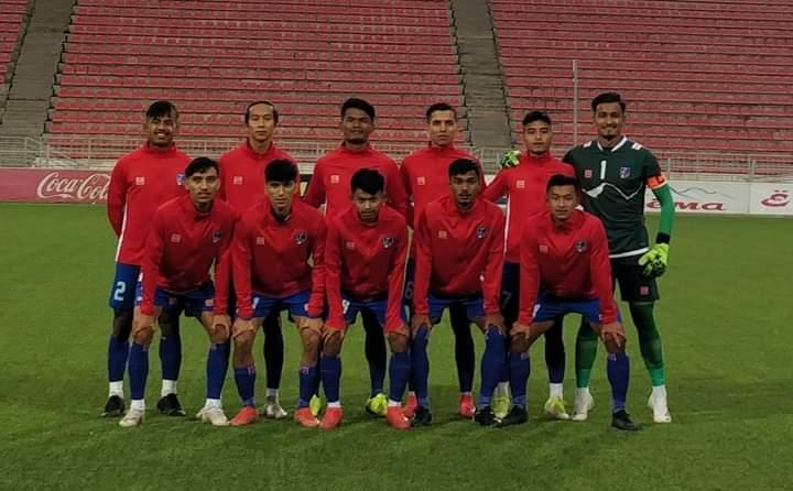नेपाल इण्डोसियासँग २-० ले पराजित