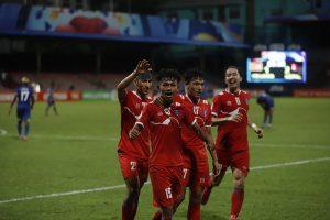 साफ च्याम्पियनसिप: नेपाल र बङ्गलादेश आज खेल्दै