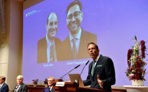 अमेरिकी दुई वैज्ञानिकलाई चिकित्सातर्फको नोबेल पुरस्कार दिने घोषणा