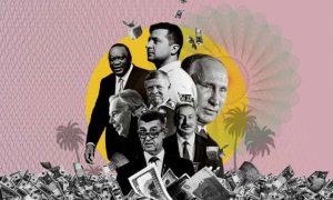 विश्वका नेता र अर्बपतिहरुको गोप्य धनसम्बन्धी दस्तावेज सार्वजनिक